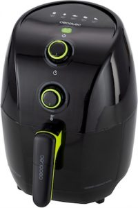Cecofry Compact Rapid Black