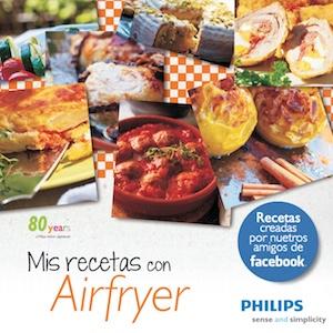 recetas airfryer philips
