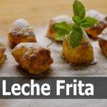 RECETA Leche Frita paso a paso con Freidora sin Aceite